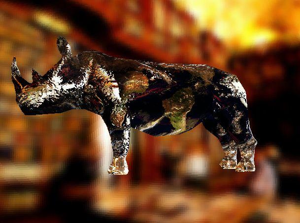 rinoceronte-3D