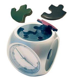 Despertador puzzle  Puzzle Alarm Clock