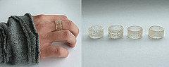 Encoder Ring, anillo con mensaje secreto