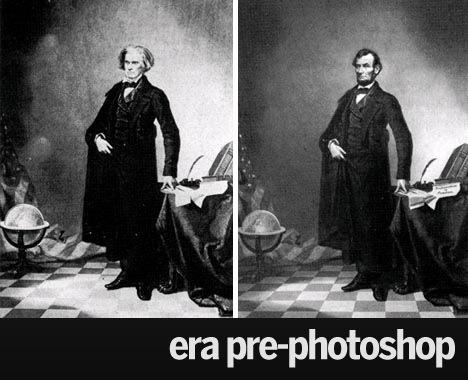 pre-photoshop