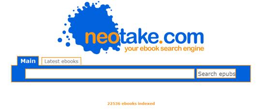 neotake | buscador ePub