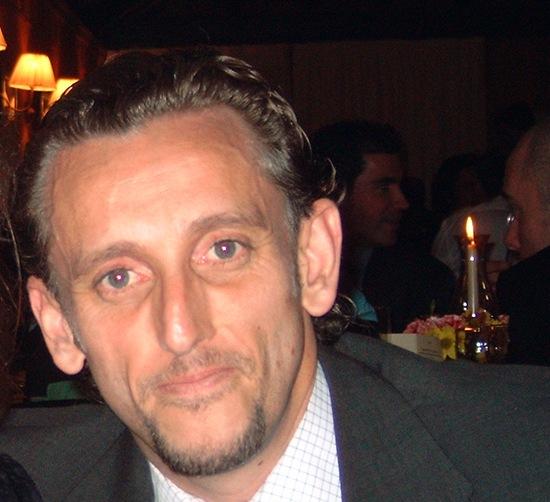 Mi amigo Juanpi en mi boda