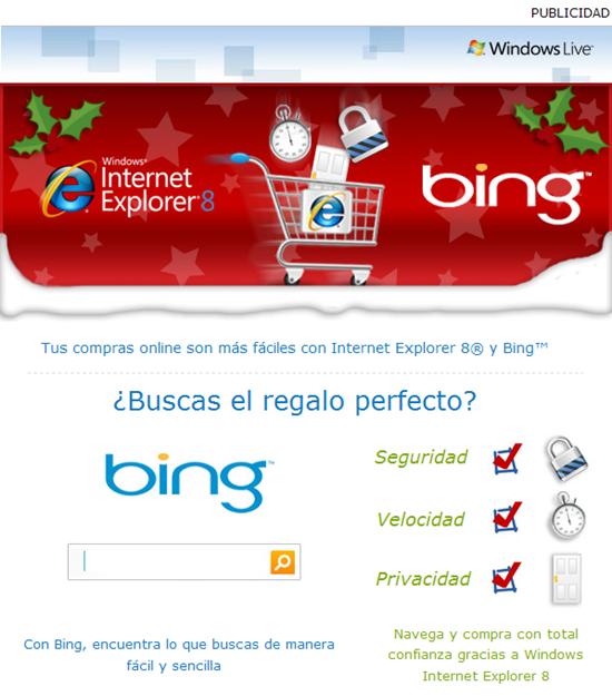 El Christmas de Microsoft