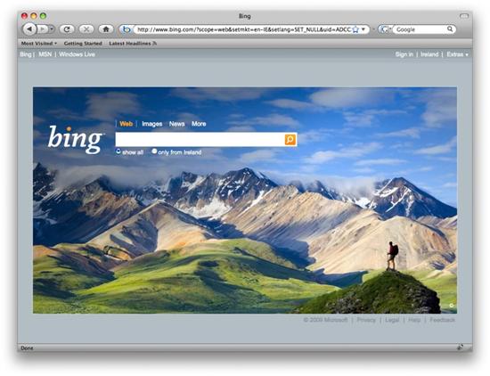 Bing: The Necessity of Mutual Response