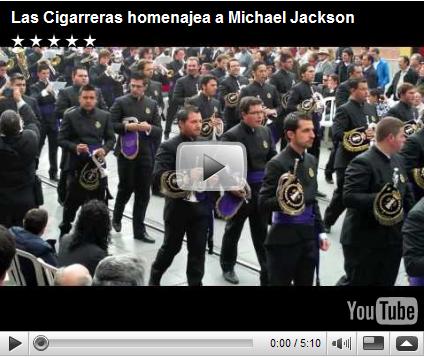 La verdadera fusión musical | Michael Jackson por las Cigarreras ceslava 0