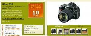 Buscando la mejor cámara digital réflex por unos 1000€ ceslava 22