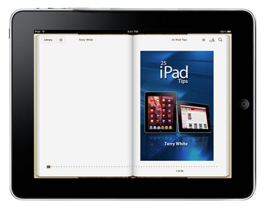 ePub para el iPad