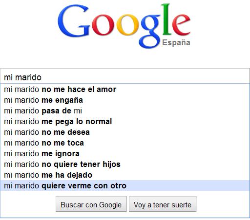 "google busca ""mi marido"""