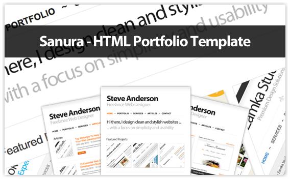 sanura-html5-portafolio-template