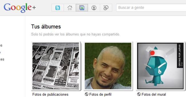 picasa google plus