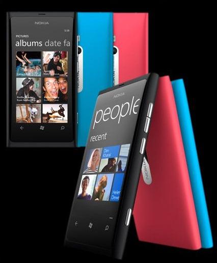 Nokia colores eimagen