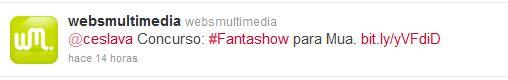 Concurso: #Fantashow para Mac. Crea fantásticas películas en minutos. ceslava 5