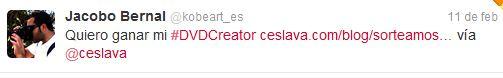 Sorteamos 1 licencia para #DVDCreator ceslava 4