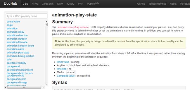 DocHub   Instant Documentation Search