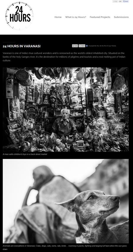 24 Hours » 24 Hours In Varanasi