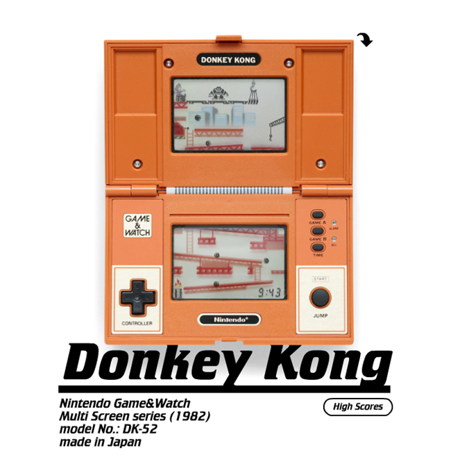 Pica Pic   Donkey Kong