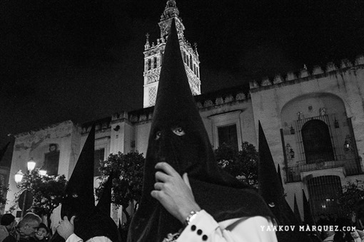 6 Ya'akov Márquez Giralda Nazarena, Madrugá de Sevilla