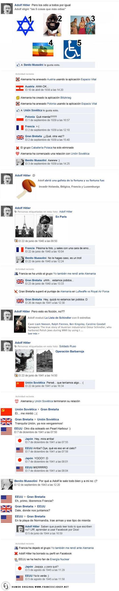 hitler-facebook