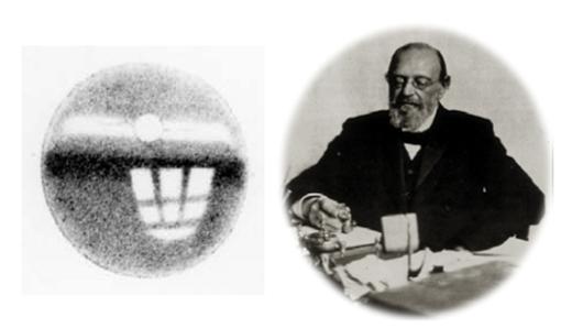 Optografía y optogramas. Wilhelm Kühne