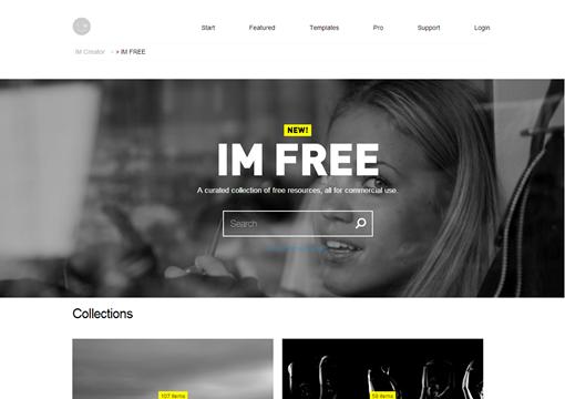 IM Free   Free Design Resources