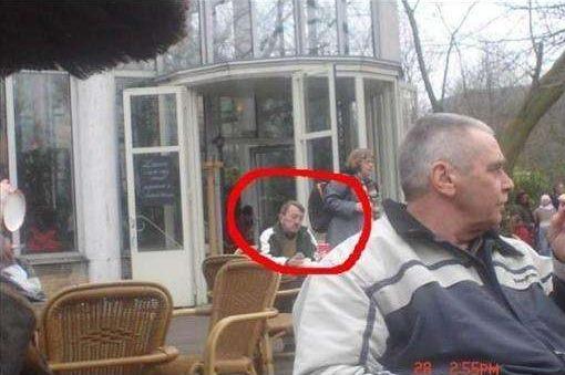 Las fotografías virales falsas de Hitler anciano ceslava 0