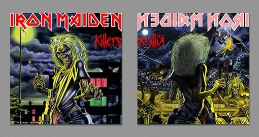 Killers (1981) Iron Maiden