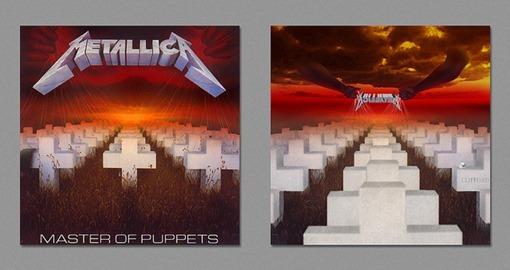 Master of Puppets (1986) Metallica