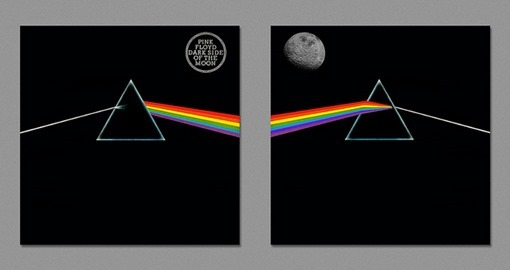 The Dark Side of the Moon (1973) Pink Floyd