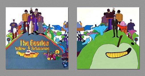 Yellow Submarine (1969) The Beatles