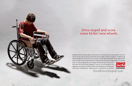 Wheelchair-Advertisement-Dont-Drive-Stupid