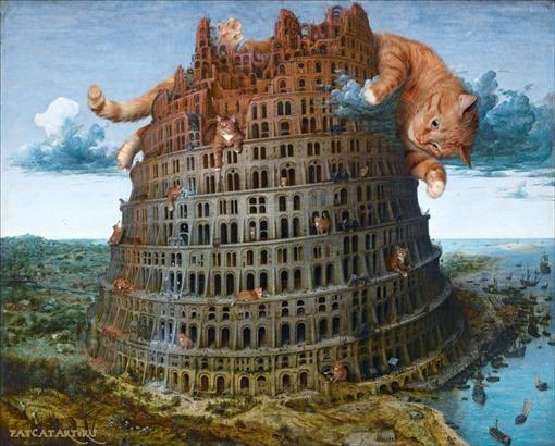 bruegel-tour-of-babel-cat-w