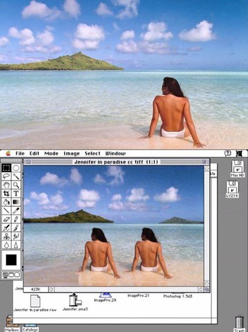 primera-fotografia-photoshopeada