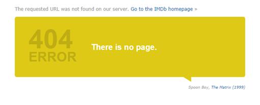 404 Error-the-matrix