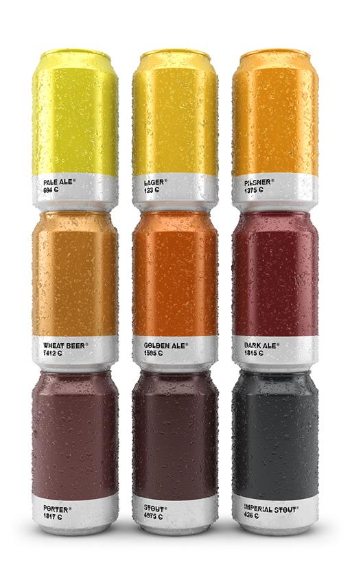cervezas-color-pantone