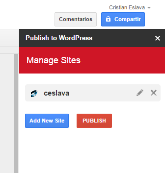 Cómo publicar un post en WordPress desde Google Docs   Documentos de Google.png