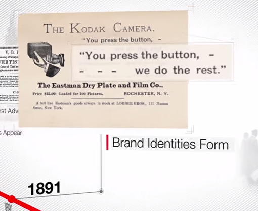 The History of Advertising in 60 Seconds-branding