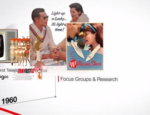 The History of Advertising in 60 Seconds-estudios-de-mercado
