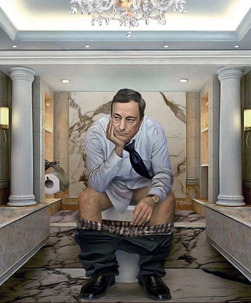 Mario-Draghi-Banco-Central-Europeo-trono