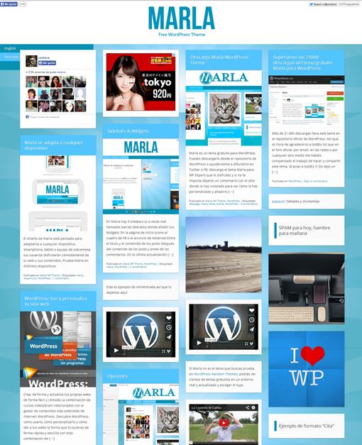 marla-wordpress-theme-free-gratuito
