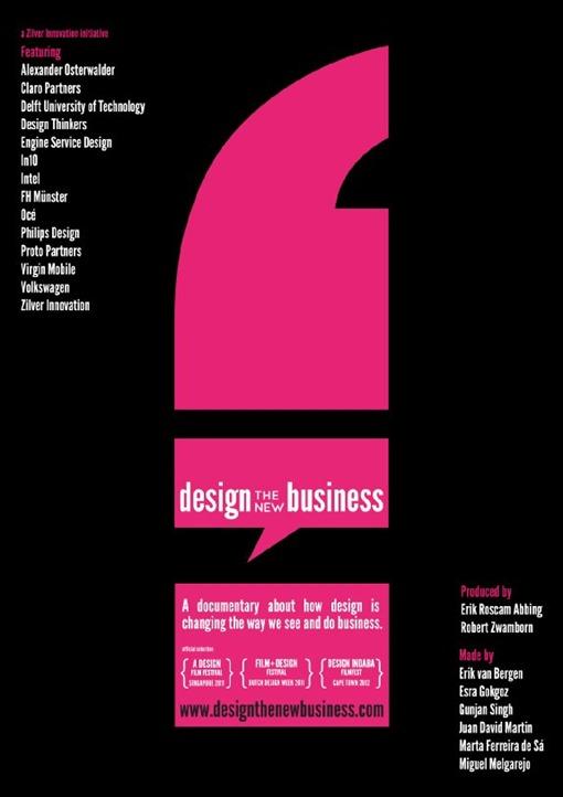 Design the New Business-documental-diseño