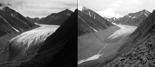 Glaciar McCall, Alaska