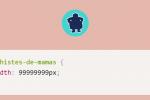 41 chistes en CSS ceslava 40