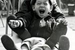 Fotografías de niños jugando a lo mismo en el S.XIX y ahora ceslava 25