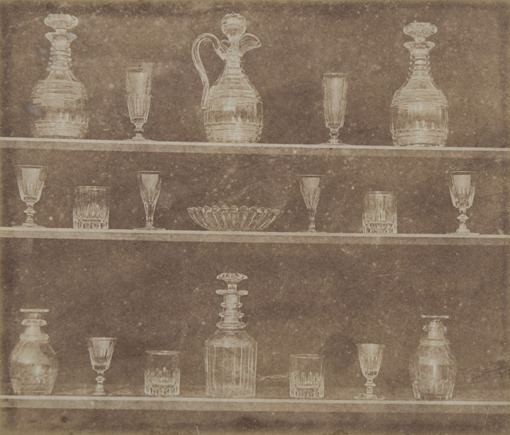 Articles of Glassware 1844 William Fox Talbot