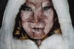 Vermibus, el artista callejero que hackea con ácido los modelos publicitarios ceslava 10