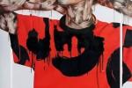 Vermibus, el artista callejero que hackea con ácido los modelos publicitarios ceslava 11