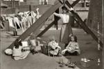 Fotografías de niños jugando a lo mismo en el S.XIX y ahora ceslava 52