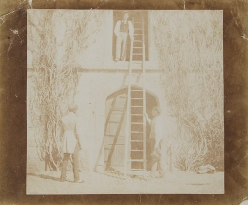 the-ladder-wiliiam-henry-fox-talbot