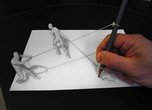 Alessandro_Diddi   Ilustraciones anamórficas en una hoja de papel 3D (10)