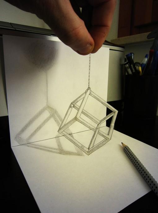 Alessandro_Diddi   Ilustraciones anamórficas en una hoja de papel 3D (7)